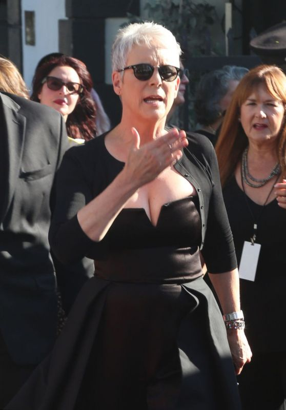 Jamie Lee Curtis – 2019 Saturn Awards