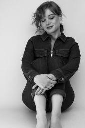 Jane Levy - LadyGunn Magazine September 2019