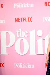 "January Jones – ""The Politician"" Season One Premiere in NYC"