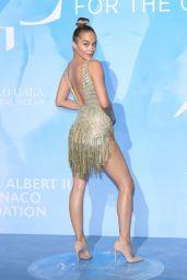 Jasmine Sanders – Gala for the Global Ocean in Monte-Carlo 09/26/2019