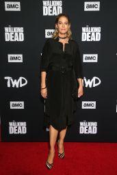 """Jenna Elfman – """"The Walking Dead"""" Season 10 Premiere in LA"""