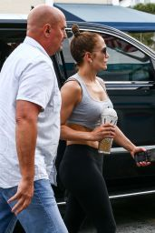 Jennifer Lopez Booty in Tights 09/14/2019