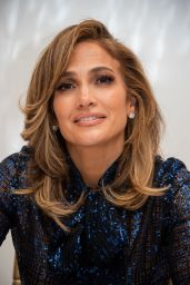 "Jennifer Lopez - ""Hustlers"" Press Conference in Toronto Canada 09/07/2019"