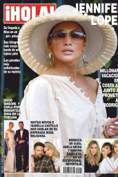 Jennifer Lopez - iHola! Mexico September 2019 Issue