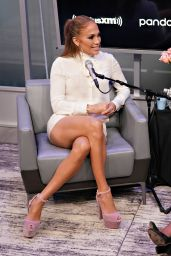 Jennifer Lopez - SiriusXM Studios in NYC 09/10/2019