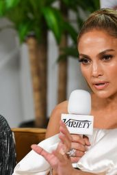 Jennifer Lopez - Variety Studio at TIFF 2019