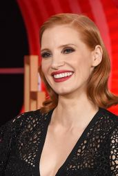 "Jessica Chastain -"" It: Chapter Two"" Premiere in London 09/02/2019"