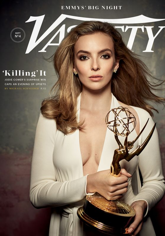 Jodie Comer - Variety September 2019