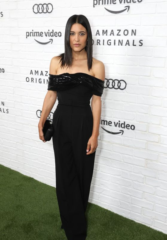 Julia Jones – 2019 Emmy Awards Amazon After Party