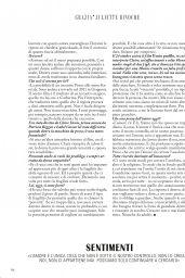 Juliette Binoche - Grazia Magazine Italy 09/26/2019 Issue