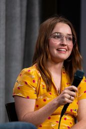 "Kaitlyn Dever - SAG-AFTRA Foundation Conversation With ""Booksmart"" in LA"
