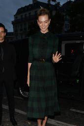 Karlie Kloss - Out in Paris 09/25/2019