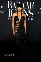Kat Graham – 2019 Harper's Bazaar ICONS Party in NY