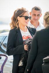 Kate Beckinsale - Heathrow Airport in London 09/14/2019