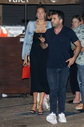 Kate Upton Night Out Style 09/15/2019