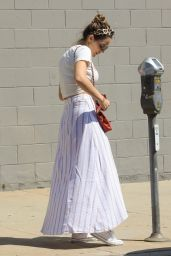 Katharine McPhee - Out in West Hollywood 9/4/19