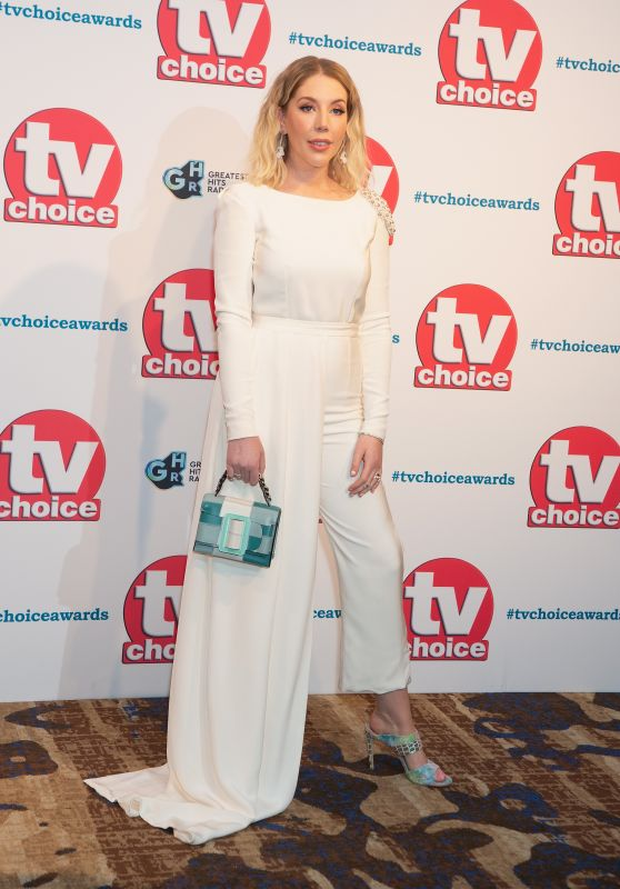 Katherine Ryan – TV Choice Awards in London 09/09/2019