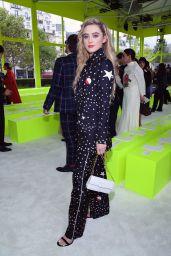 Kathryn Newton - Valentino Show at Paris Fashion Week 09/29/2019