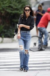 Katie Holmes - Out for Lunch in NYC 09/10/2019
