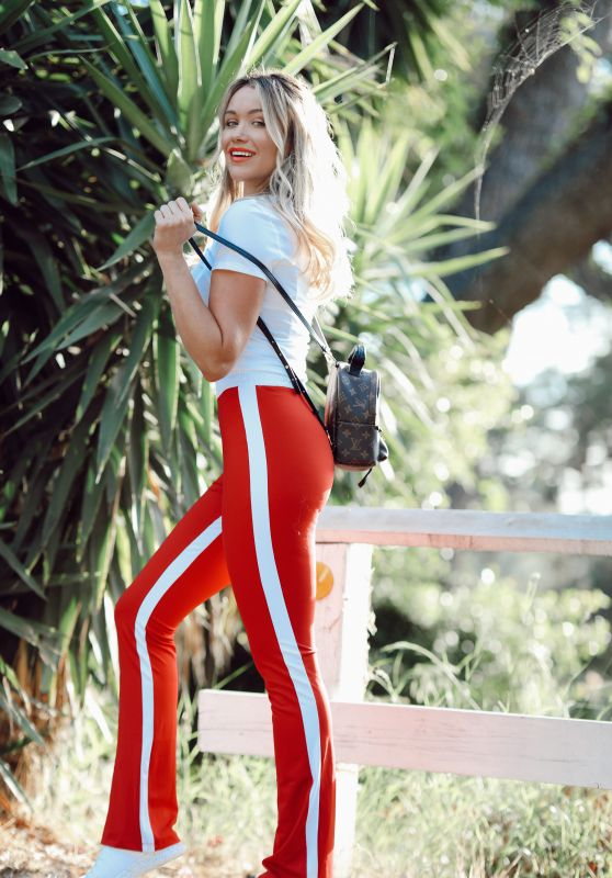 "Katrina Bowden - ""IM BACK + A Little Update"" Blog Photoshoot"