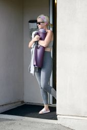 Katy Perry - Leaving a Yoga Studio in LA 09/16/2019
