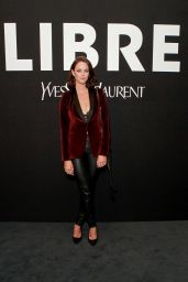 Kaya Scodelario - YSL New Fragrance Libre Launch Party in London 09/17/2019