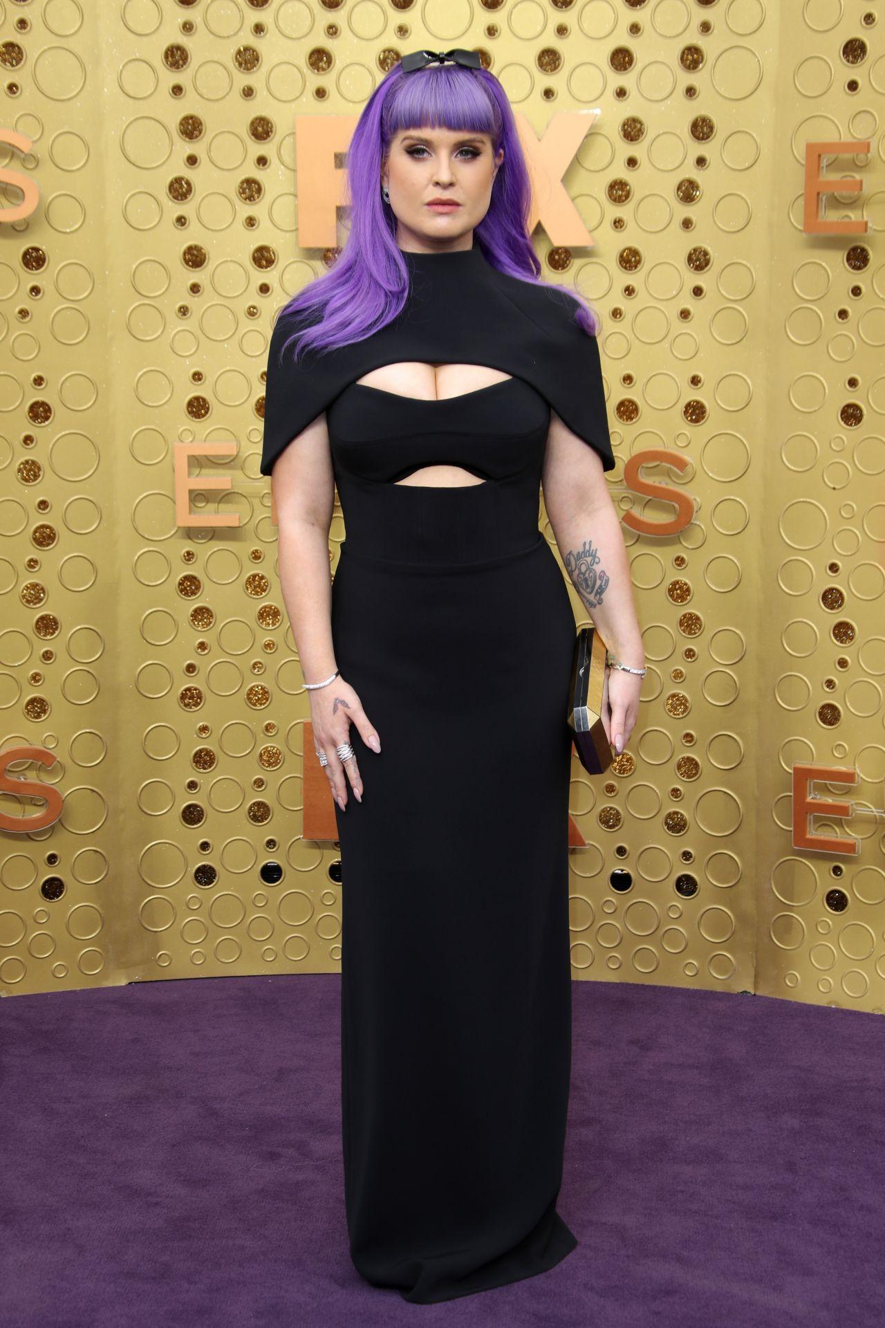 Kelly Osbourne – 2019 Emmy Awards Kelly Osbourne 2020 Pic