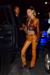 Kendall Jenner and Bella Hadid Night Out - NY 09/09/2019