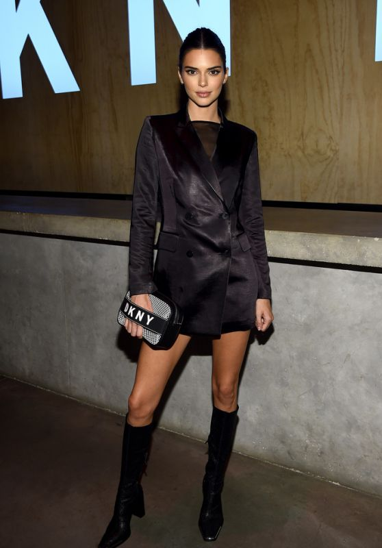 Kendall Jenner – DKNY Turns 30 in NYC
