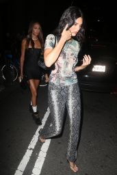 Kendall Jenner Night Out Style - Nobu in NYC 09/05/2019