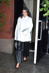 Kendall Jenner - Outside Her Hotel in NYC 09/05/2019