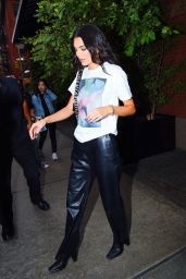 Kendall Jenner Style - Out in NYC 09/05/2019