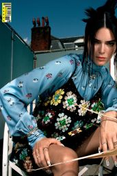 Kendall Jenner - W Magazine Korea October 2019