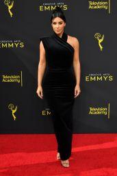 Kim Kardashian – 2019 Creative Arts Emmy Awards in LA
