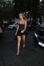 Kimberley Garner - Guyunel Couture in London 09/13/2019