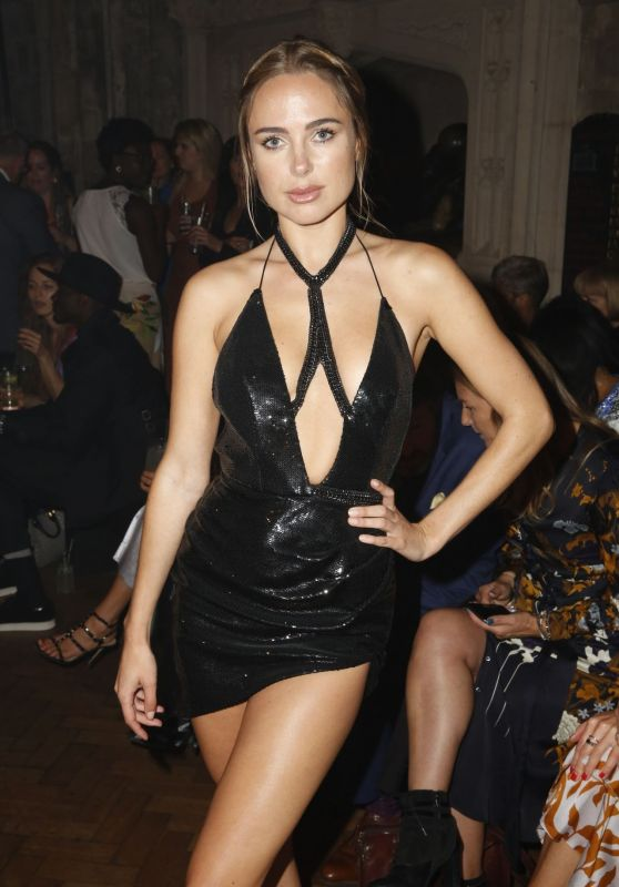 Kimberley Garner - Julien x Gabriela Show in London 09/16/2019