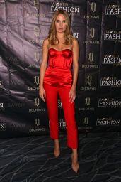 Kimberley Garner - World Fashion Awards 2019 in London