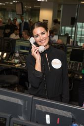 Kirsty Gallacher - BGC Annual Global Charity Day in London 09/11/2019