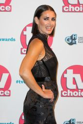 Kirsty Gallacher – TV Choice Awards in London 09/09/2019