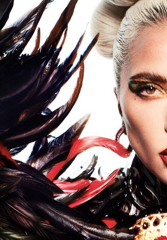 Lady Gaga - Allure Magazine October 2019