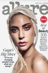 Lady Gaga - Allure Magazine October 2019 Issue