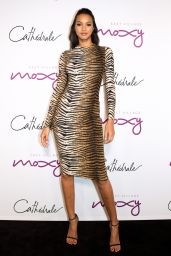 Lais Ribeiro - Cathedrale Restaurant Opening in NYC