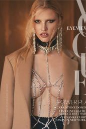 Lara Stone - Vogue India September 2019 Issue