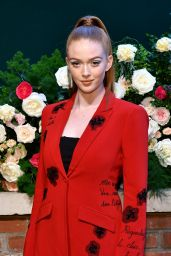 Larsen Thompson - Lily Aldridge Parfums Launch Event in NYC 09/08/2019
