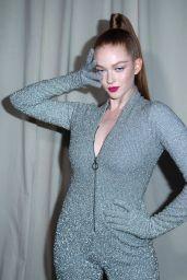 Larsen Thompson - Off-White Fashion Show in Paris 09/26/2019
