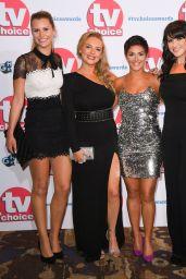 Laura Norton – TV Choice Awards in London 09/09/2019