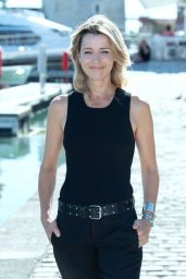 Laure Guibert – La Rochelle TV Fiction Festival Photocall 09/13/2019