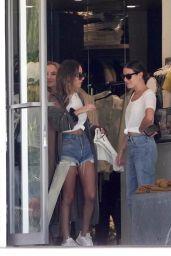 Lea Michele Street Style 09/24/2019
