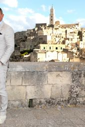 """Lea Seydoux and Daniel Craig - On Location in Italy For """"No Time To Die"""" 09/19/2019"""