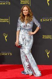 Leah Remini – 2019 Creative Arts Emmy Awards in LA